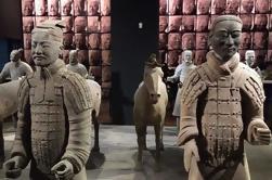 Xi'an Day Tour: Museo de Historia de Shanxi, Muro de la Ciudad de Xi'an y Campanario
