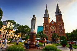 Excursión de Saigón de día completo incluyendo túneles de Cu Chi