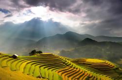 Excursión de 6 días a la Bahía de Halong y Sapa desde Hanoi