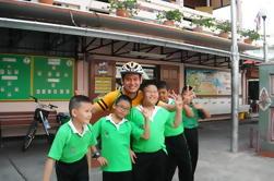 Excursão de Bicicleta de Pequenos Grupos em Banguecoque