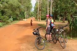 Tour en bicicleta por el campo de Siem Reap