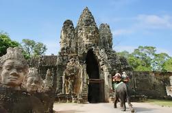 Excursión de un día completo a los templos de Angkor desde Siem Reap