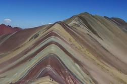 Excursión de una noche a la Montaña Arco Iris desde Cusco