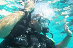 PADI Open Water Referral Dive Course in Cabo