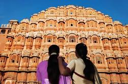 4 dias de triângulo dourado privado Tour de Delhi Agra Taj Mahal e Jaipur de Delhi