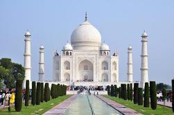Excursión privada de triángulo de oro de 5 días Delhi Taj Mahal Agra Jaipur desde Delhi