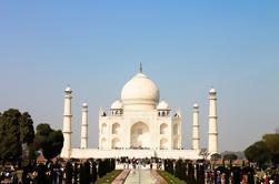 Excursión privada de varios días al Triángulo de Oro Delhi Taj Mahal Agra Jaipur desde Delhi