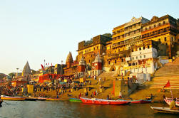6 dias de viagem Delhi-Agra Tajmahal-Jaipur-Varanasi Ganges Tour de Nova Deli