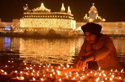 Excursión privada de Amritsar y Golden Triangle de 5 días