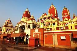 Tour guiado privado de día completo de la ciudad de Nueva Delhi