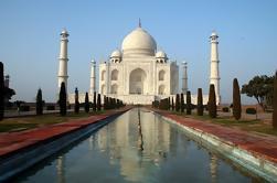 Viaje de un día privado: Taj Mahal Mathura y Vrindavan de Delhi