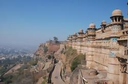 Tour de día completo de Gwalior antiguo de Agra