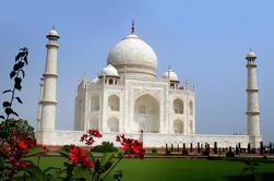 Tour Privado de Triángulo de Oro de 5 Días incluyendo Delhi, Agra y Jaipur