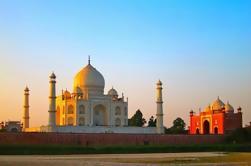 Excursión de un día privado al Taj Mahal y Agra de Delhi