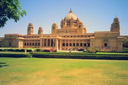 Tour Privado de Jodhpur desde Jaipur con Transporte a Udaipur