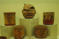 Museos Privados de Ciudad de Guatemala: Popol Vuh, Ixchel, Ferrocarril y Miraflores Museos