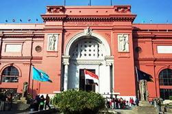 Tour privado: Visita guiada de un día al Museo Egipcio