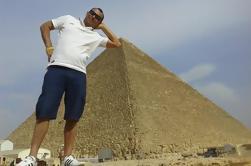 Pirâmides de Gizé e Esfinge Excursão de meio dia a partir do Cairo