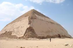 Tour guiado privado de 4 días en y alrededor de El Cairo