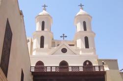 Tour a las pirámides, al museo ya la iglesia de Abu Serga