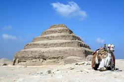 Excursión privada a Giza y Saqqara con guía