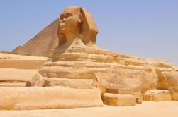 Tour Privado: El Cairo, Pirámides de Giza, Esfinge y Iglesia Colgante de Hurghada