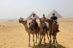 Pirámides de Giza y Esfinge: Excursión guiada de El Cairo