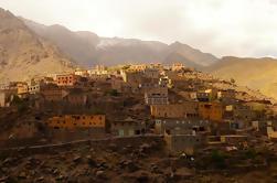 Randonnée pédestre guidée de Marrakech à partir de Marrakech