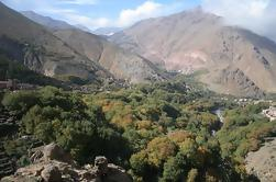 Excursión de un día guiada a las montañas del Atlas desde Marrakech