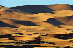 2 nuits au Merzouga Desert Tour de Marrakech