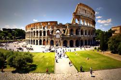 Excursión de medio día a Roma