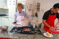Experiencia de cocina Paella en Barcelona