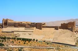 King's High Way Tour de día completo: comienzo de Amman terminar en Petra o viceversa