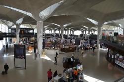Traslado privado al aeropuerto más visita a la ciudad de Ammán: aeropuerto de Ammán a los hoteles de Ammán
