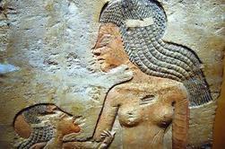 Excursión privada de 13 días por grupos pequeños: Amarna El Minya Tierra de Akhenaton y la familia real Tumbas con crucero y tren