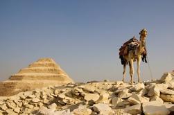 Escapada de 3 noches en la ciudad de El Cairo con visita a las pirámides