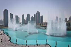 Burj Khalifa Tours y fuentes musicales de Dubai