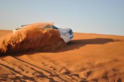 4x4 Desert Safari Abu Dhabi con cena de barbacoa