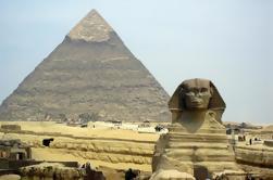 Tour Privado a las Pirámides de Giza y Saqqra con guía de excursión privada