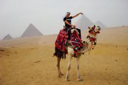Visita guiada a Giza, Esfinge, Saqqara, Memphis