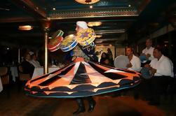 El Cairo en la noche Crucero de cena del río Nilo