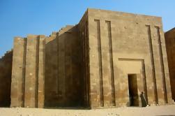 Private Dahshur y Memphis y Saqqara Tour de El Cairo con guía privado