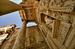 Visite privée d'Ephesus depuis le port de Kusadasi