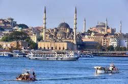 Tour de 10 días de Turquía Estambul Ephesus Pamukkale Cappadocia