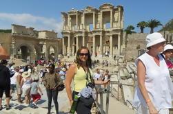 Tour de día: Efeso, Casa de la Virgen María y Templo de Artemis Tour Desde Estambul