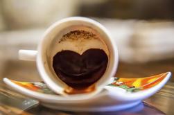 Taller de café turco y adivinación