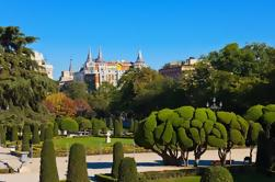 Walking Tour i Retiroparken i Madrid