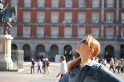 Madrid Private Full Day Walking Tour med lunsj
