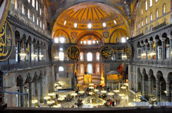 Reliquias bizantinas Estambul Tour de medio día por la mañana