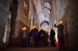 Nero's Palace Tour con el Coliseo y la ciudad antigua Tours